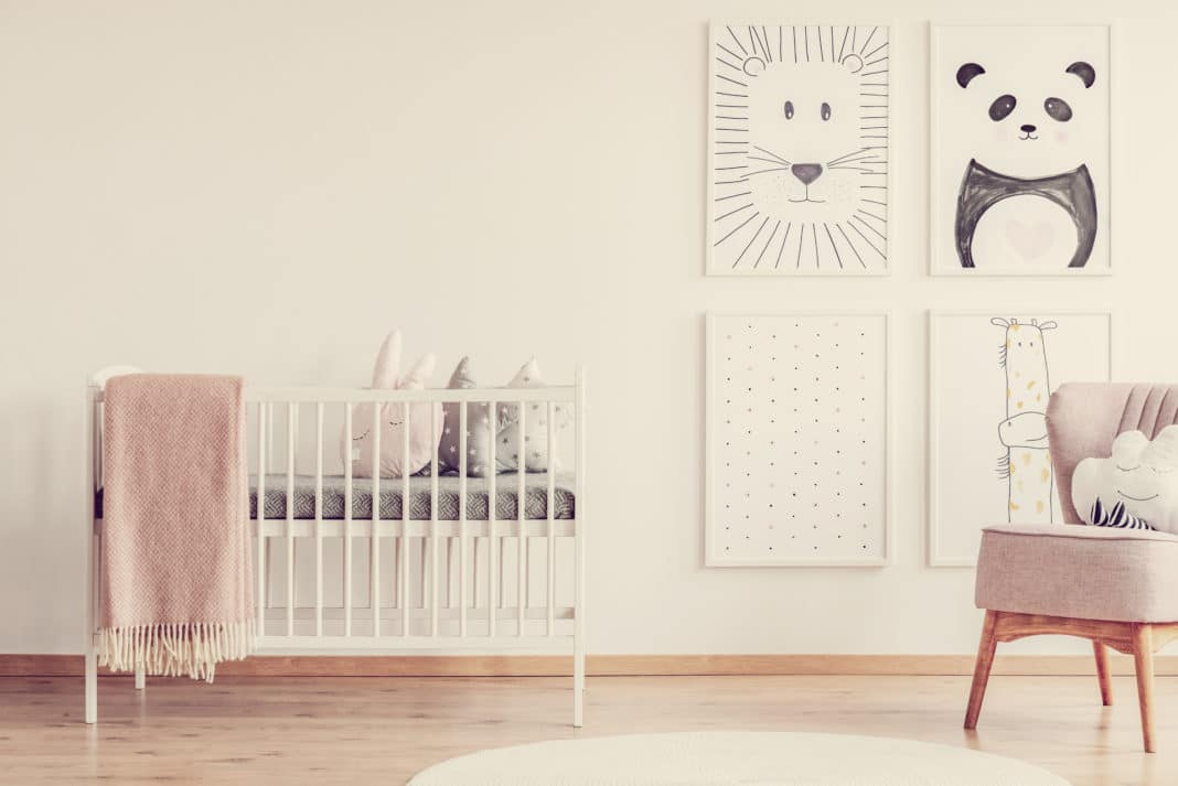 How To Decorate A Baby Room On Budget