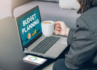Budget Planning Coffee Strategy Budgeting Financial Goals