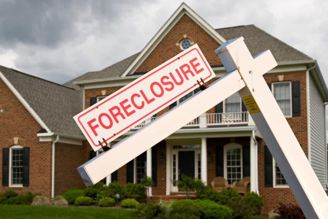 Falling Behind Mortgage Payments