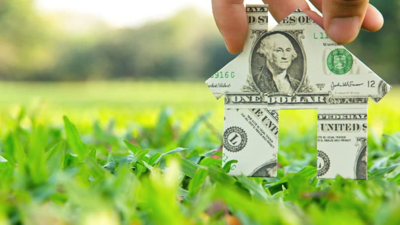 House Expense Or Investment Grass Outdoors Dollar