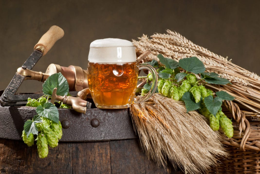 Make Beer Home Brewing Process