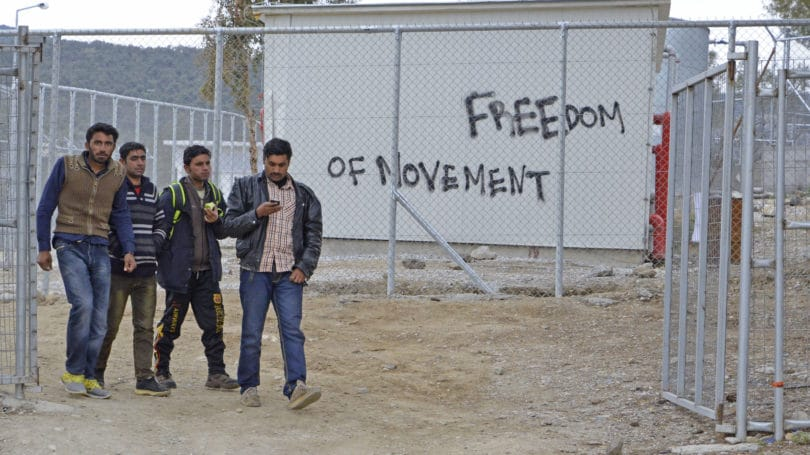Migrant Crisis Freedom Of Movement