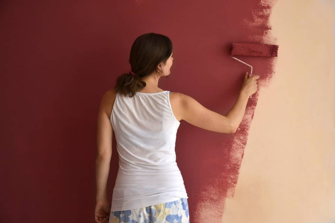 Paint Walls Home Supplies Tips