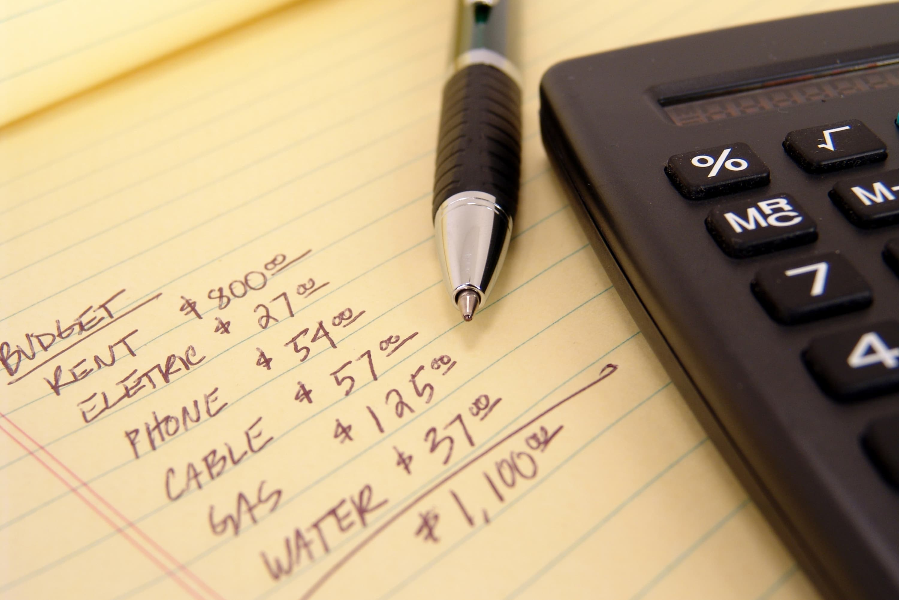 How to Make a Budget - 12 Personal Budgeting Tips for First Timers