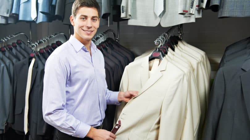 Purchasing Quality Clothes