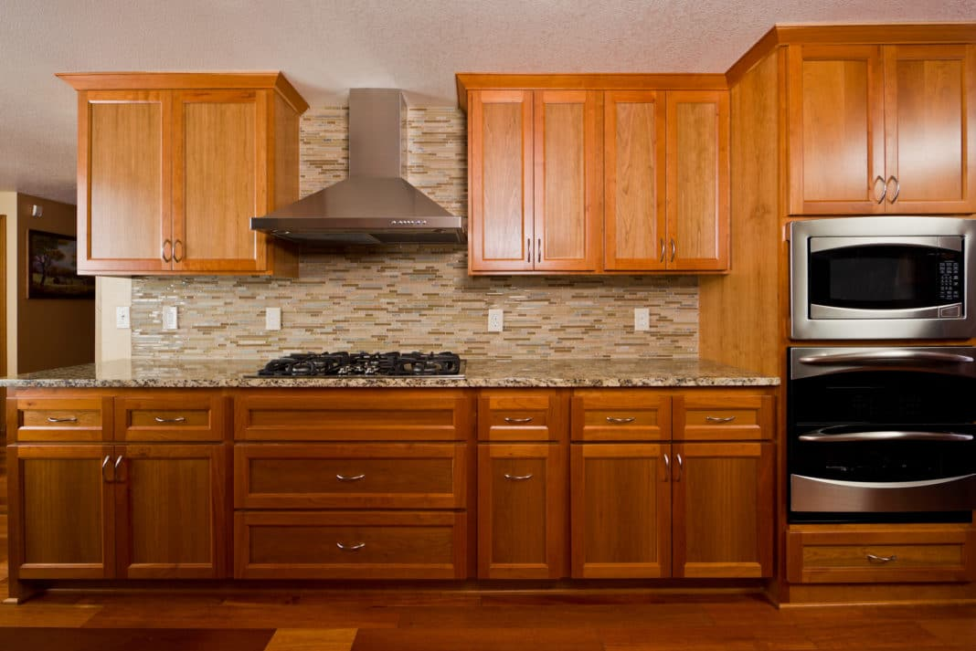 How To Refinish Kitchen Cabinets In