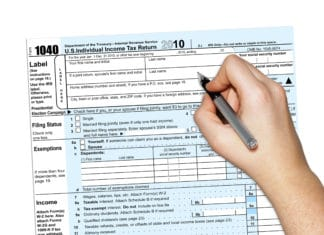 Save 2010 Tax Return