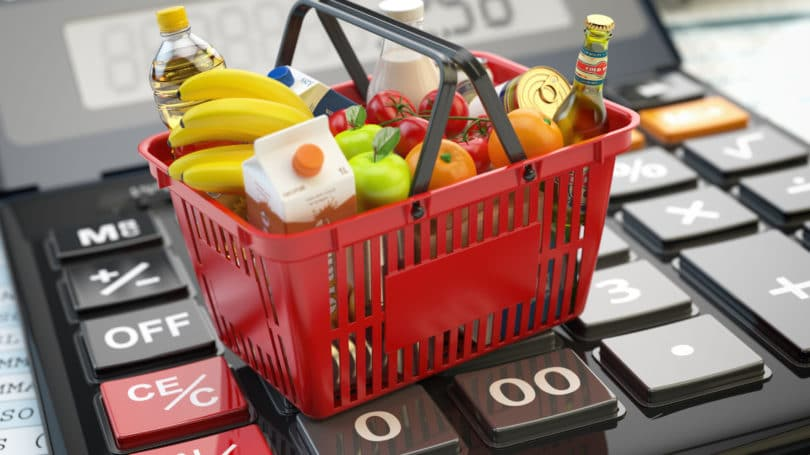Save Money On Groceries Calculator Food