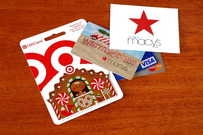 Say No Retail Store Credit Cards