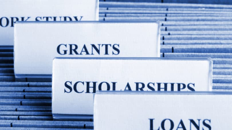 Scholarship Grants Loans Difference