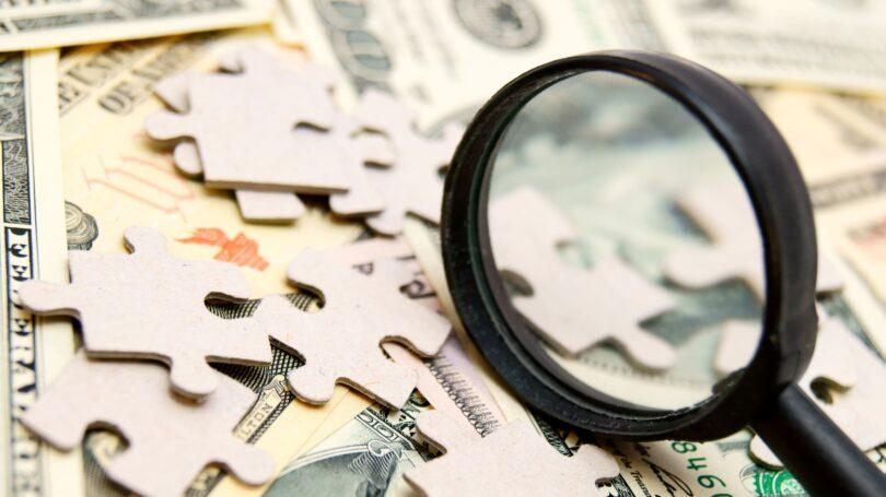 Search Money Puzzle
