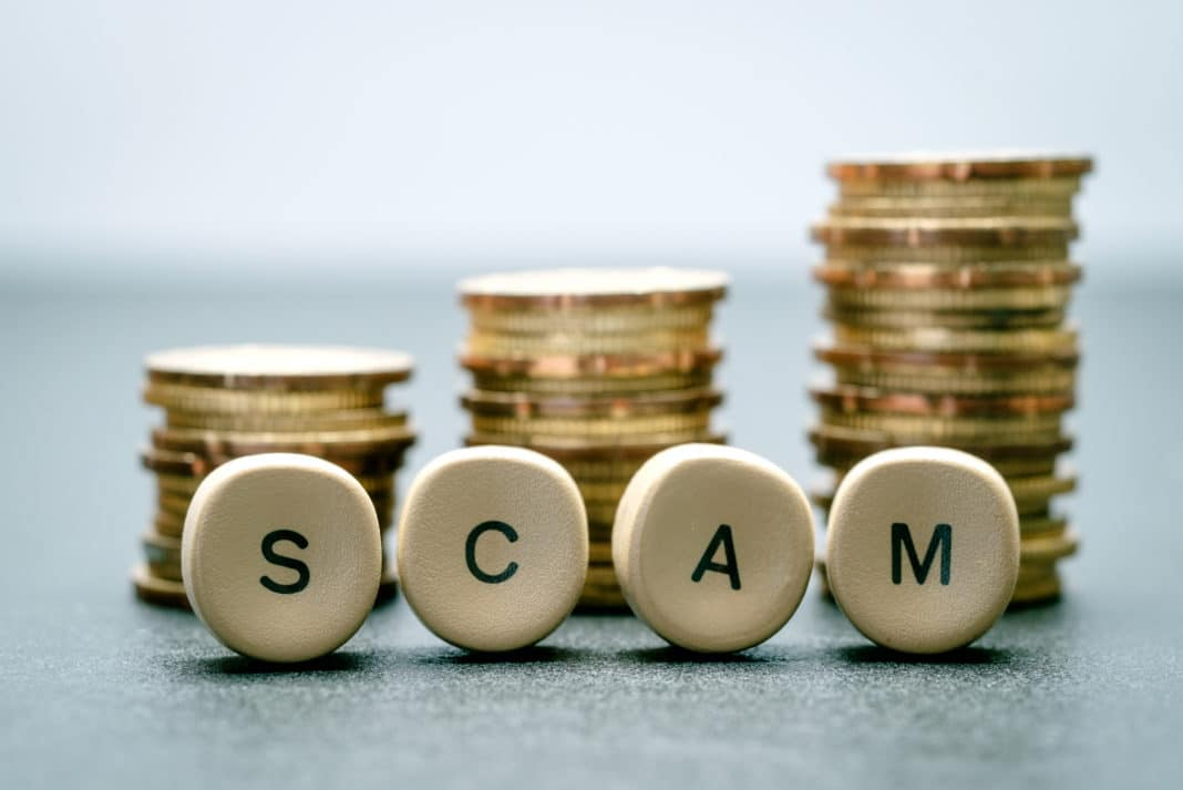 Spotting Financial Scam