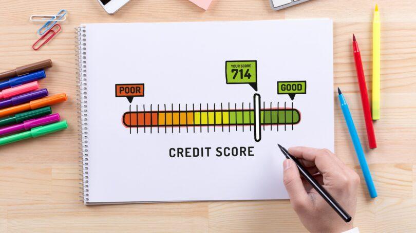 Start Rebuilding Credit