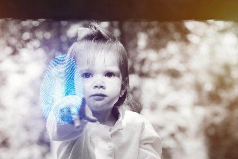 Stop Child Identity Theft