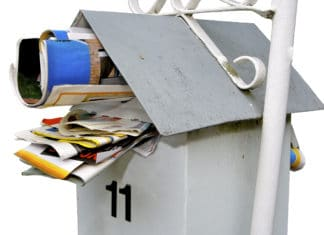 Stop Receiving Junk Mail