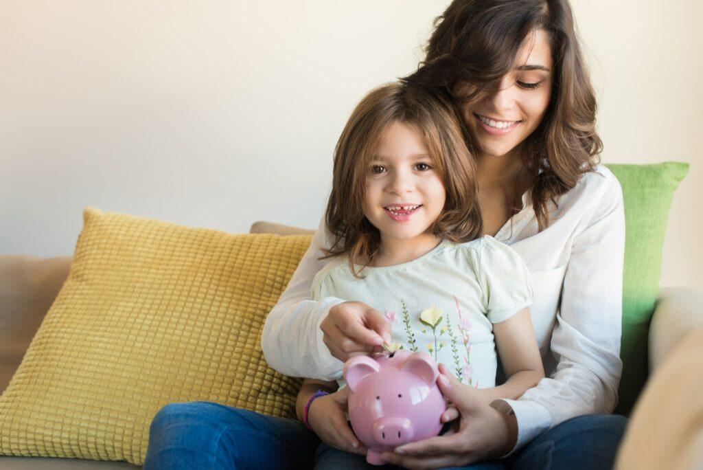 Teach Daughter About Money
