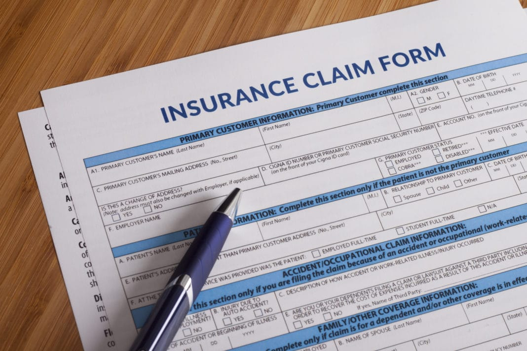 Appeal Health Insurance Claim