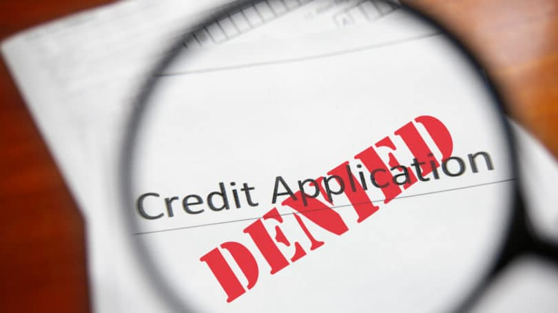 Bad Credit Costs