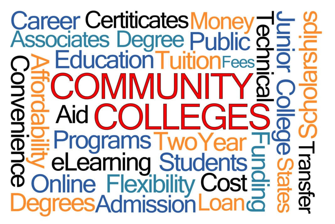 Benefits of Attending Community College for 2 Years to Save