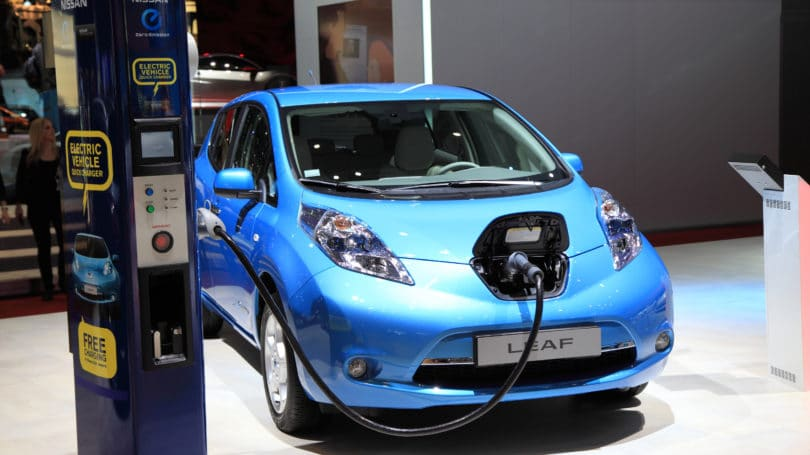 Gorgeous Nissan Leaf