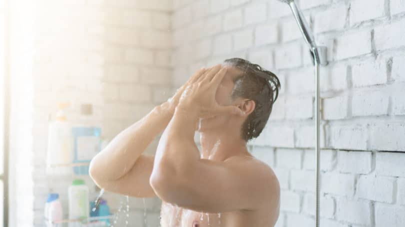 Great Morning Shower