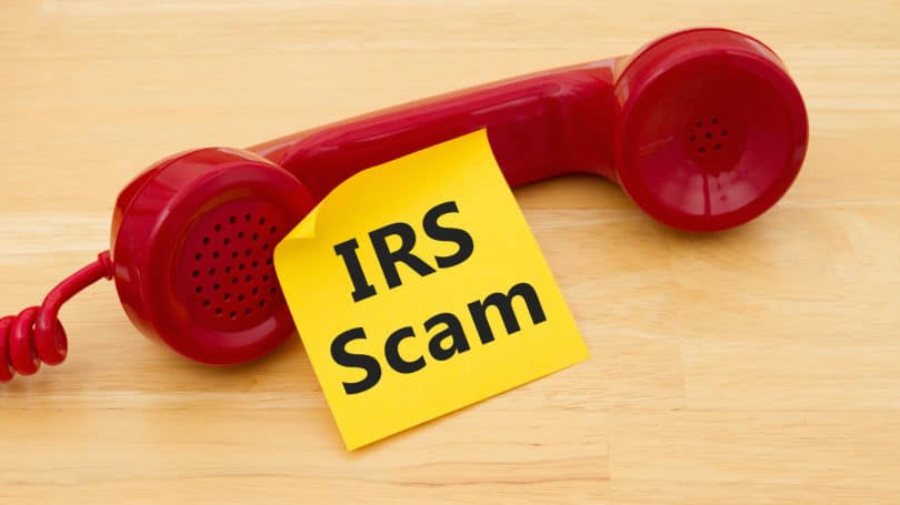 Irs Scam Telephone