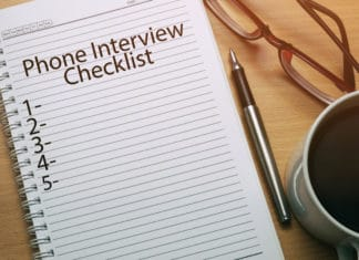 Pre Screen Phone Interview Tips