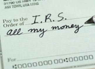 Tax Debt Irs Check