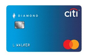 Citi Diamond Preferred Card Art