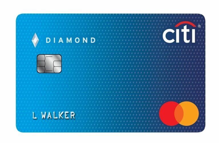 Citi Diamond Preferred Card Art