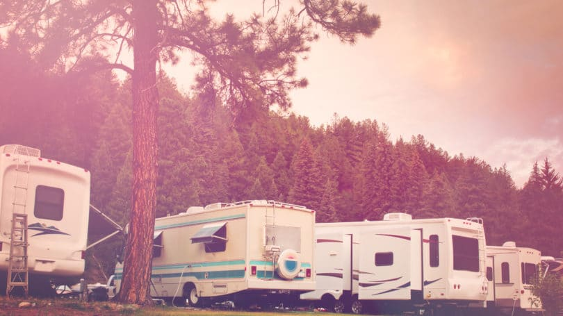 Benefits Rv Living Full Time