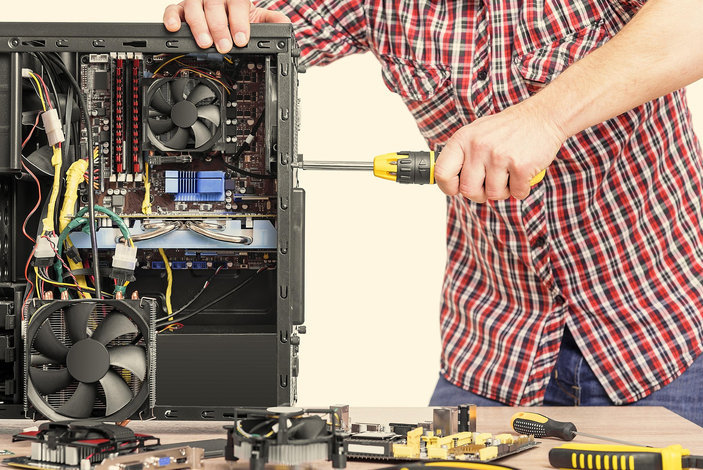computer routine maintenance