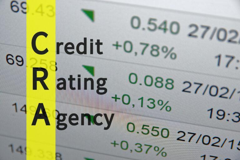 Credit Rating Agencies History