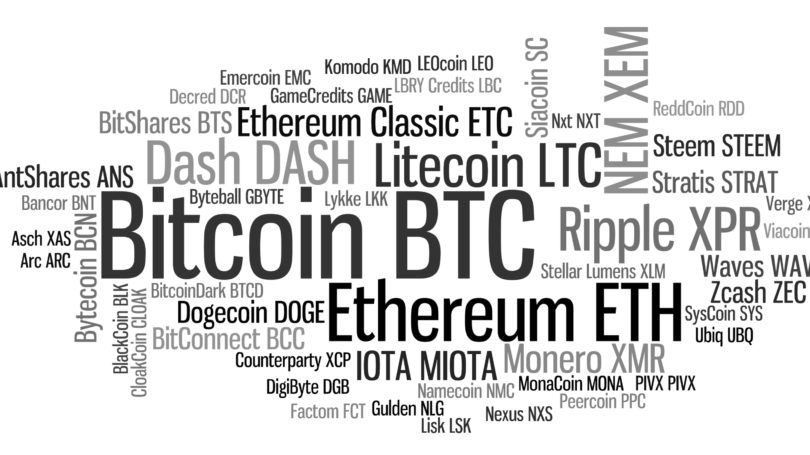 Cryptocurrency Bitcoin Examples