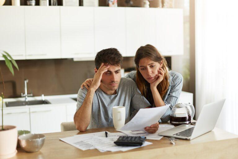 Debt Management Affects Credit Score
