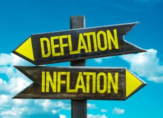 Deflation Definition Causes Effects