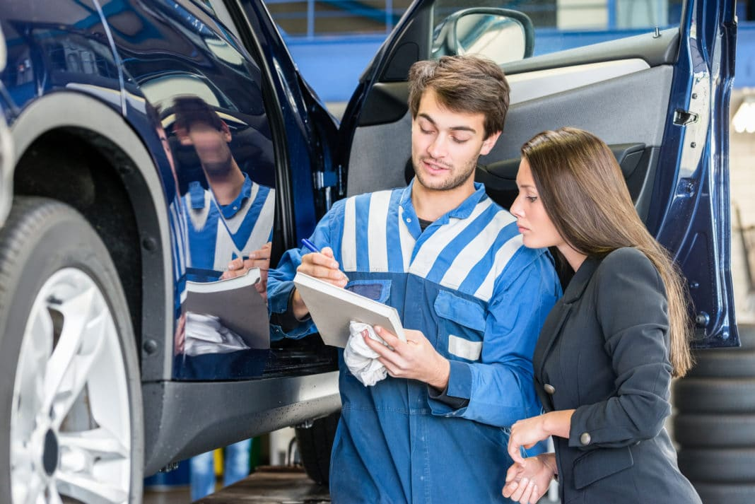 Choosing A Local Auto Body Repair Company