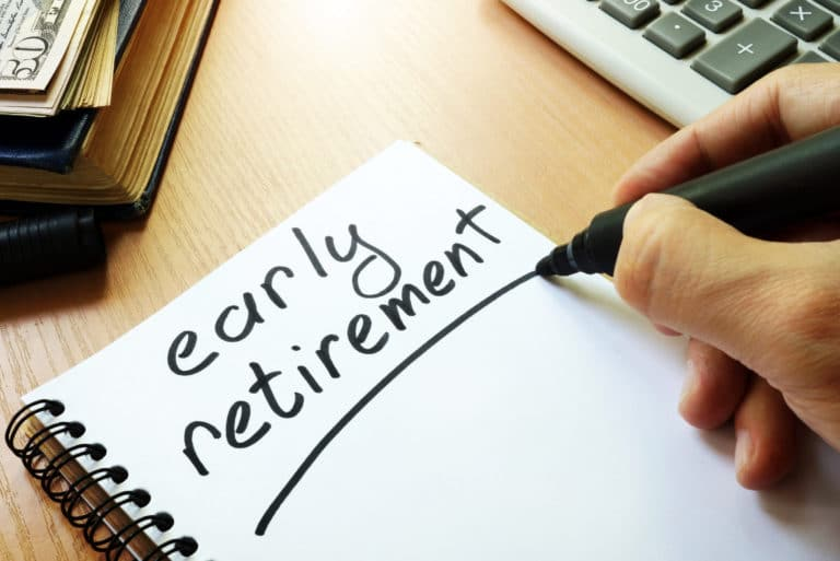 Early Retirement Planning Investments