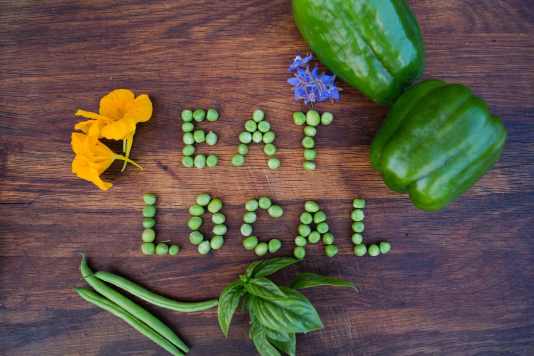 Eat Local Locavore Tips
