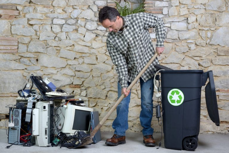 Electronic Waste Recycling Disposal Facts