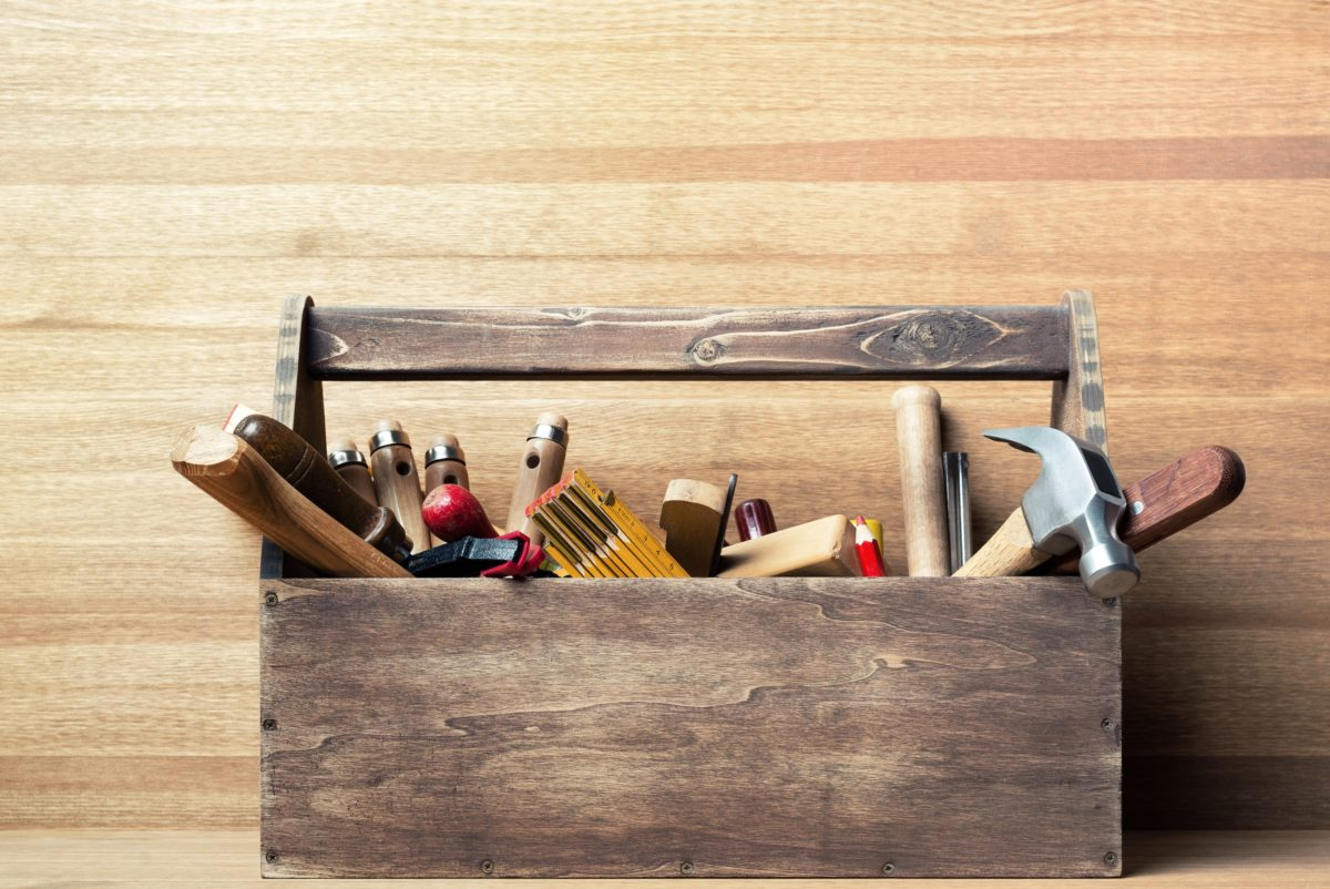 18 Essential Tools for Do It Yourself (DIY) Projects