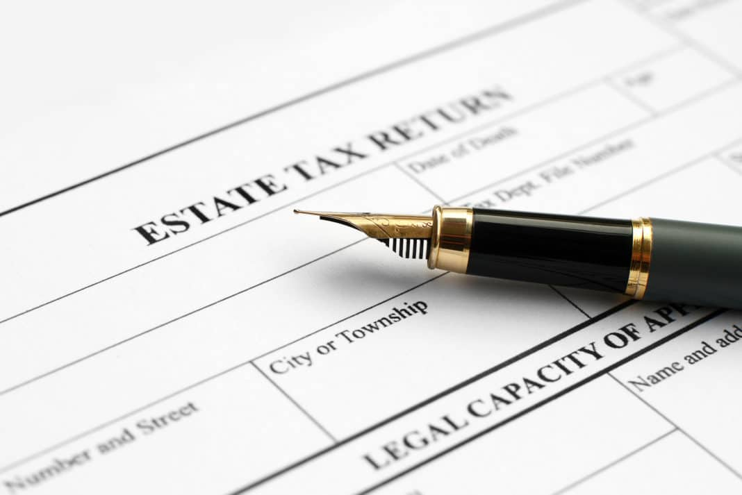 Estate & Inheritance Tax - Threshold, Rates & Calculating How Much