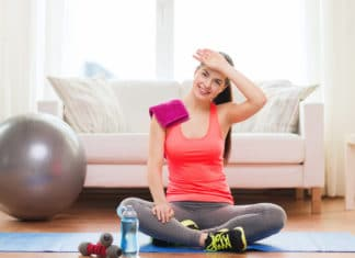 Exercise Workout Without Gym