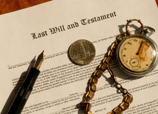 Family Member Death Estate Settlement Probate