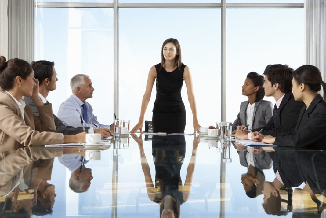 Female Ceos Influential Women Business