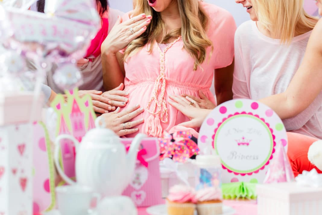Financial Baby Shower Themes