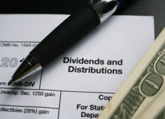 Form 1099 Div Taxes Dividends