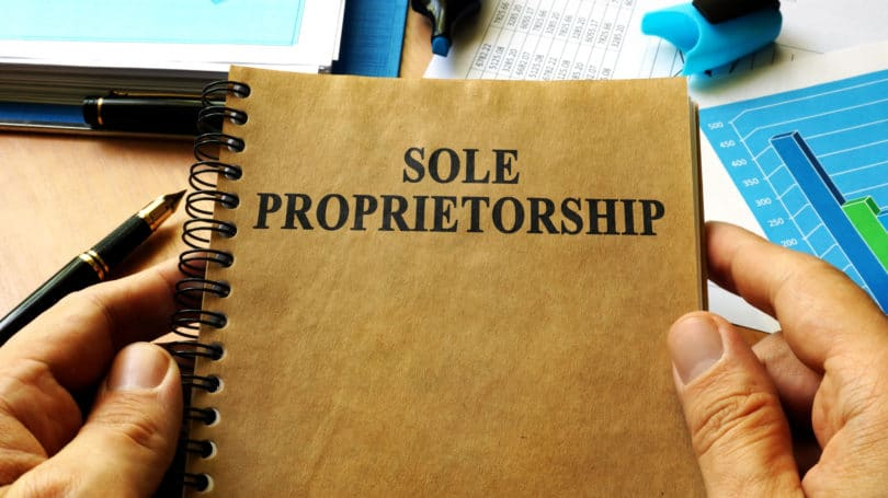 Sole Propriertorship Cons