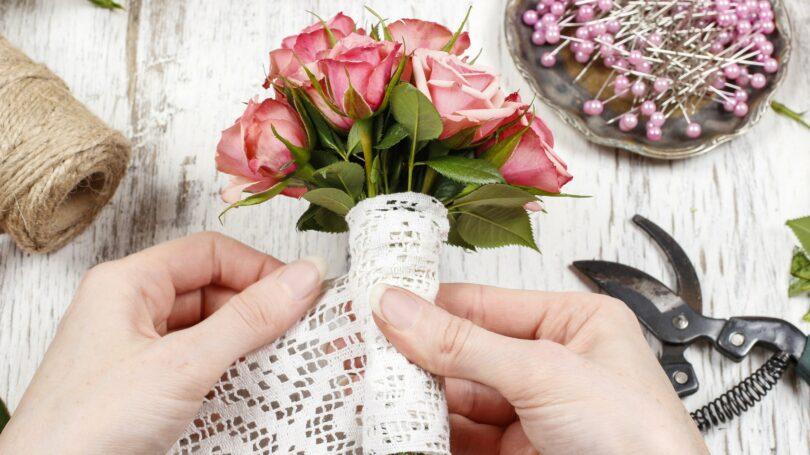 Wedding Diy Floral Bouquet Arrangements Saving