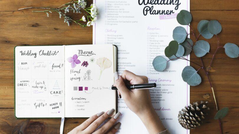 Wedding Planner Checklist To Do List